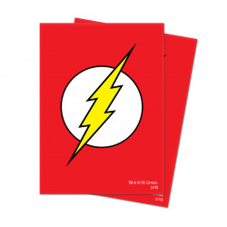 Ultra Pro - Justice League 65 Sleeves - The Flash