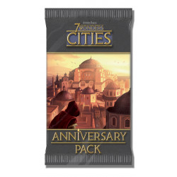 7 Wonders: Cities - Anniversary Pack Expansion