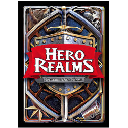 Legion - Double Matte 60 Sleeves - Hero Realms