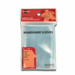 Blackfire - Board Game Sleeves (100x) - Medium