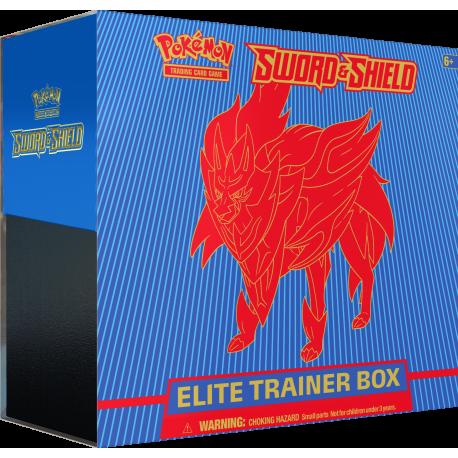 Pokemon - SWSH1 Sword & Shield - Elite Trainer Box
