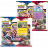 Pokemon - SWSH1 Spada e Scudo - 3-Pack Blister Bundle (Morpeko + Ponyta)