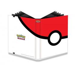 Ultra Pro - Pokémon 9-Pocket PRO-Binder - Poké Ball