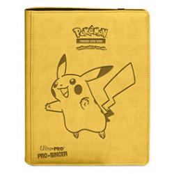 Ultra Pro - Pokémon 9-Pocket Premium PRO-Binder - Pikachu