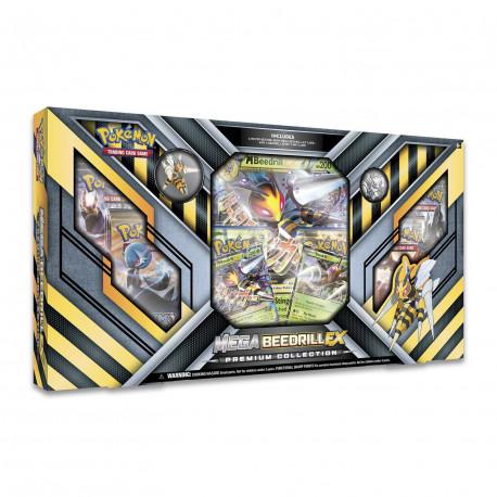 Pokemon - Premium Collection - Mega Beedrill-EX
