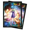 Ultra Pro - Dragon Ball Super 65 Sleeves - Bulma,Vegeta, and Trunks