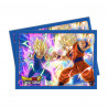 Ultra Pro - Dragon Ball Super 65 Sleeves - Vegeta vs Goku