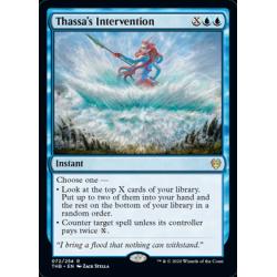 Thassa's Intervention