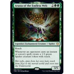 Arasta of the Endless Web