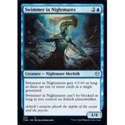 Swimmer in Nightmares