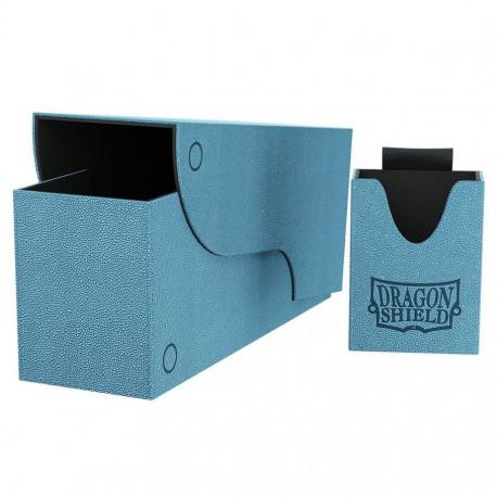 Dragon Shield - Nest+ Deck Box 300 - Blue/Black