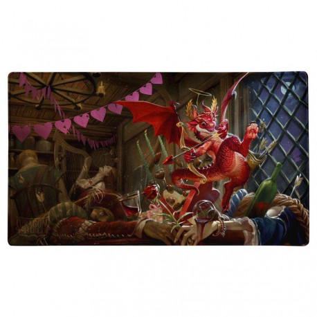 Dragon Shield - Limited Edition Playmat - Valentine 2020 Dragon