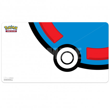 Ultra Pro - Pokémon Playmat - Great Ball