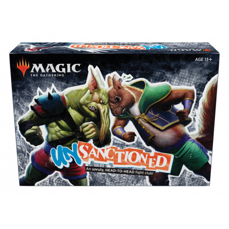 Magic - Unsanctioned Box