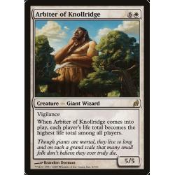 Arbiter of Knollridge - Foil