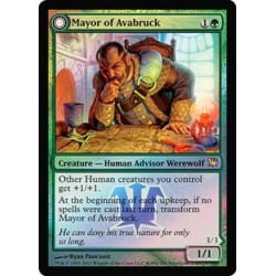 Mayor of Avabruck | Howlpack Alpha (Innistrad Prerelease)