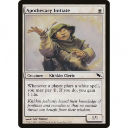 Apothecary Initiate