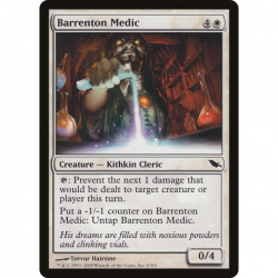 Barrenton Medic - Foil