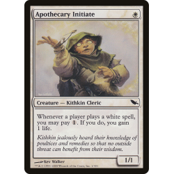 Apothecary Initiate - Foil
