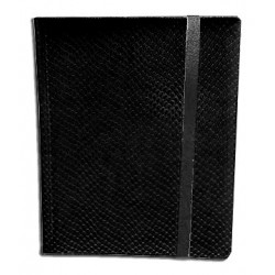 Legion - 9 Pocket Dragonhide Binder - Black