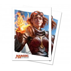 Ultra Pro - Oath of the Gatewatch Standard Deck Protector 80ct Sleeves - Chandra