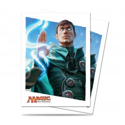 Ultra Pro - Oath of the Gatewatch Standard Deck Protector 80ct Sleeves - Jace