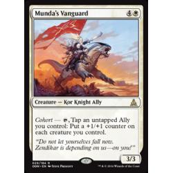 Avant-garde de Munda