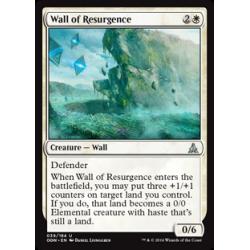 Mauer des Wiedererwachens