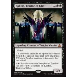 Kalitas, Traditore di Ghet