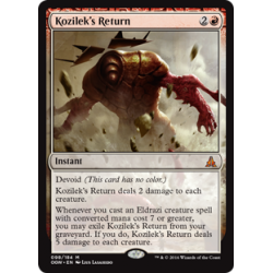 Kozilek's Return