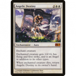 Angelic Destiny - Foil