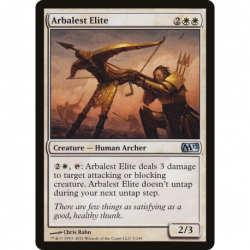Arbalest Elite - Foil