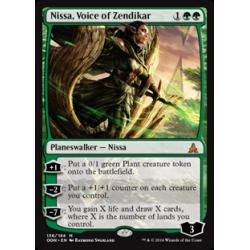 Nissa, Voce di Zendikar