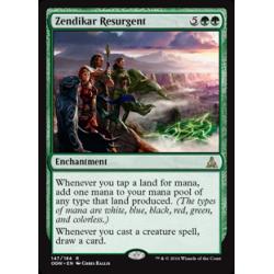 Résurgence de Zendikar