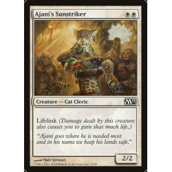 Ajani's Sunstriker - Foil