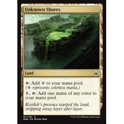 Unknown Shores