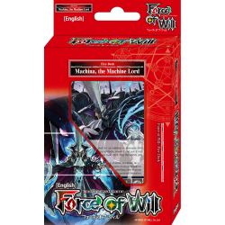 Force of Will - Alice Cluster Starter Deck 2nd Set - Arla, the Winged Lord