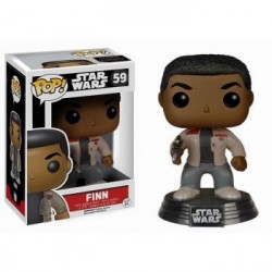 Funko POP! - Star Wars Episode VII The Force Awakens - Finn Vinyl Figure 10cm