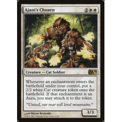 Ajani's Chosen - Foil