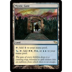 Porte mystique