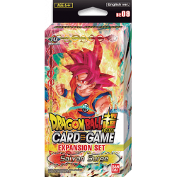 Dragon Ball Super - Expansion Set 09 - Saiyan Surge