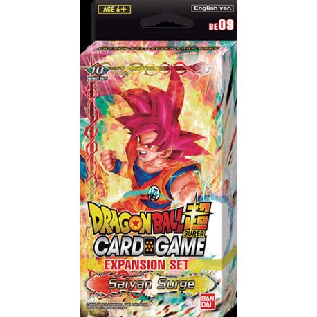 Dragon Ball Super - Expansion Set 09 - Saiyan Surge