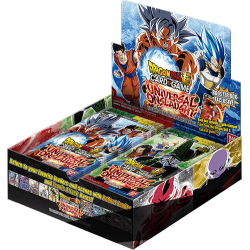 Dragon Ball Super - Boîte de Boosters Série 9 - Universal Onslaught