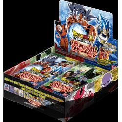 Dragon Ball Super - Booster Box Series 9 - Universal Onslaught