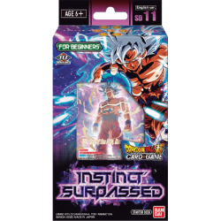 Dragon Ball Super - Starter Deck 11 - Instinct Surpassed