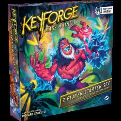 KeyForge - Mutation de Masse - Boîte de départ