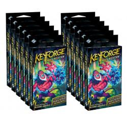 KeyForge - Mutation de Masse - Boîte Deck d'Archonte (12x Decks)