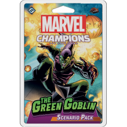 Marvel Champions - Paquet Scénario - Le Bouffon Vert