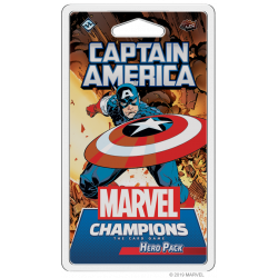 Marvel Champions - Hero Pack - Captain America