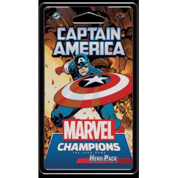 Marvel Champions - Paquet Héros - Captain America